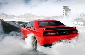 Chrysler Group LLC Dodge Challenger SRT Hellcat