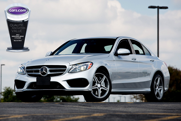 Names the 2015 mercedes benz c class best of for Mercedes benz car names